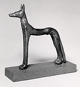 Statuette of Wepwawet