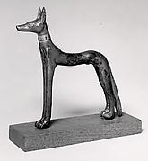 Statuette of Wepwawet