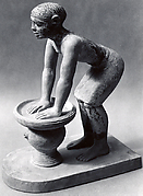 Figure of a male beer-maker