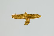 Winged uraeus amulet