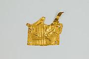 Henu barque amulet