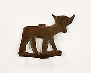 Votive cow plaque