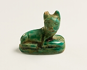 Seal with a Figure of a Cat on Top