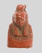 Ancestor bust amulet