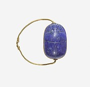 Scarab Finger Ring