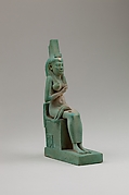 Statuette of Isis and Horus