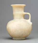 Jug with rope pattern