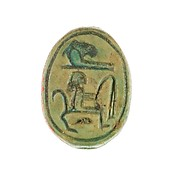 Scarab Inscribed for Hatshepsut