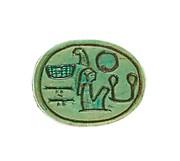 Scarabs from Hatshepsut Foundation Deposits