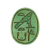 Scarab Inscribed for the