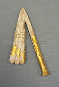 Model Flail from the Foundation Deposit for Hatshepsut's Tomb