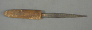 Model Chisel from the Foundation Deposit for Hatshepsut&#39;s Tomb