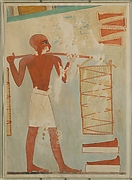 Man Carrying Loaves, Tomb of Rekhmire