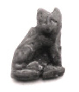 Amulet of cat
