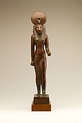 Statuette of Wadjet in the name of Akanosh son of Pediamenopet