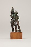 Statuette representing Harpokrates