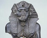 Bust of King Amenemhat III