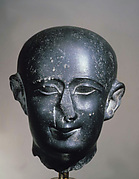 Head, male priest