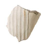 Garment fragment, probably sash kilt at the knee