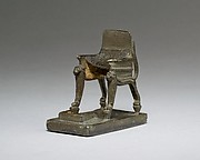 Throne for Statuette of a Deity