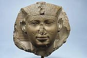 Head of a King, Possibly Seankhkare Mentuhotep III