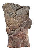 Relief of Akhenaten, probably from a parapet