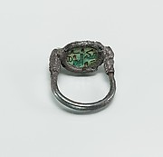 Scarab Finger Ring Inscribed