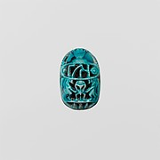 Scarab with the Name of Amenemhat III