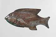 Cosmetic Dish in the Shape of a Bolti Fish