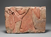 Relief with two royal male figures