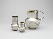 Group of Silver Vessels
