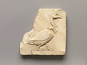 Relief of a goose