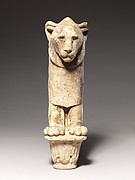 Lion furniture leg