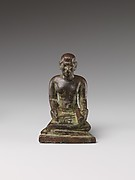 Scribe statuette