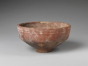 Bowl, used as lid