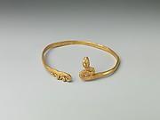 Snake bracelet for a child