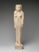 Statuette of Arsinoe II for her posthumous cult