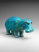 Standing Hippopotamus