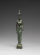Statuette of the goddess Neith