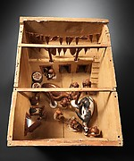 Model of a Slaughter House