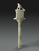 Sistrum Inscribed with the Names of King Teti