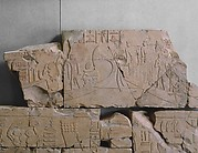 Reliefs from the Tomb of Nespekashuty (see 23.3.468)