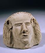 Canopic jar head