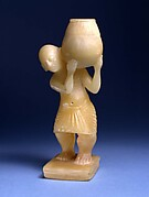 Cosmetic Vessel in the Shape of a Dwarf