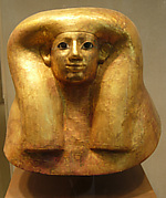 Funerary mask of Hatnefer