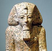 Kneeling statue of Hatshepsut