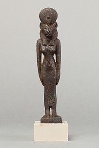 Lion-Headed Goddess