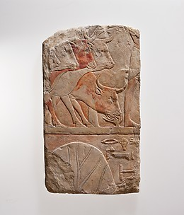 Cast of Hatshepsut's Punt Reliefs: Reception in Punt