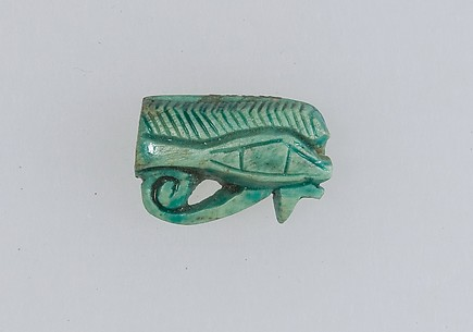 Stamp Seal in the Shape of Wedjat-Eye