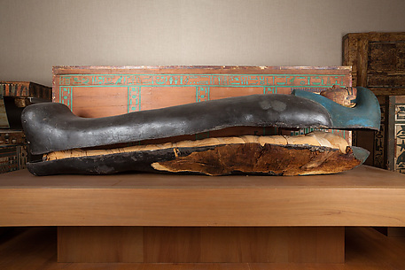 Mummy of Nepthys